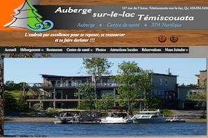 Auberge Sur le Lac Témiscouata - Bas-Saint-Laurent, Témiscouata-sur-le-Lac