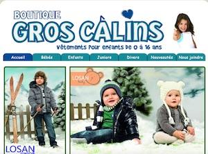 Boutique Gros Câlins - Estrie / Canton de l'est, Saint-Romain