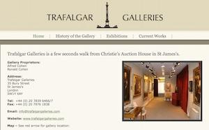 Café Bistro Trafalg'Art - Estrie / Canton de l'est, Bromont