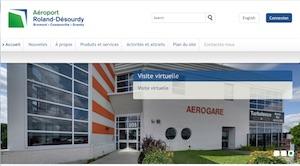 Le Terminal Aéroport de Bromont - Estrie / Canton de l'est, Bromont