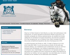 Club d'équitation de Bromont - Estrie / Canton de l'est, Bromont