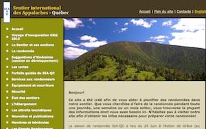 Sentier international des Appalaches - Gaspésie, Matane