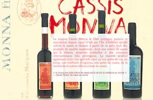Cassis Monna & Filles (Coin gourmand La Monnaguette) - Capitale-Nationale, (M) Saint-Pierre-de-l'Île-d'Orléans