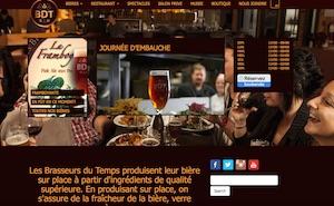 Les Brasseurs du Temps - Outaouais, Gatineau