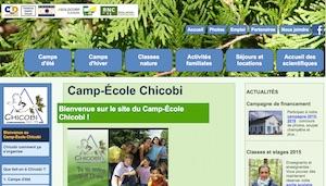 Camp École Chicobi - Abitibi-Témiscamingue, Guyenne