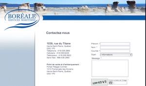Services Maritimes Boréale - Côte-Nord / Duplessis, Havre-Saint-Pierre