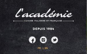 Restaurant L'Académie Laval - Laval, Laval
