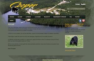 Pourvoirie Camp Cooper - Abitibi-Témiscamingue, Lac Ventadour