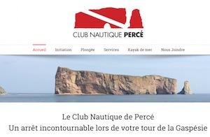 Club Nautique de Percé - Gaspésie, Percé