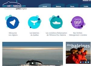 Viens voir les baleines - Montréal, Montréal