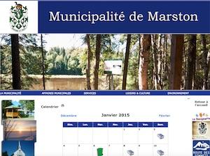 Municipalité de Marston - Estrie / Canton de l'est, Marston (M)