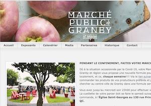 Marché Public de Granby - Montérégie, Granby