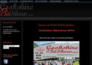 Cookshire Bike Show - Estrie / Canton de l'est, Cookshire-Eaton