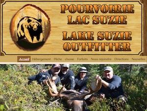 Pourvoirie Lac Suzie - Laurentides, Saint-Hippolyte
