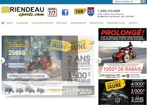 Riendeau Sports - Montérégie, Saint-Mathieu-de-Beloeil