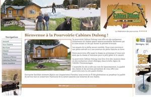 Pourvoirie Cabines Dulong - Abitibi-Témiscamingue, Rémigny