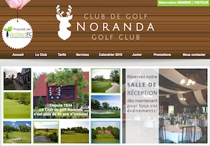 Club de golf Noranda - Abitibi-Témiscamingue, Rouyn-Noranda