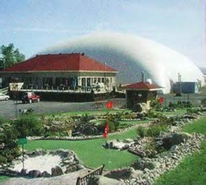 West Island Golf Dome - Montréal, Kirkland