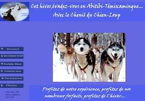 Chenil du Chien-Loup - Abitibi-Témiscamingue, Berry