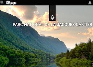 Parc national de la Jacques-Cartier (Sépaq) - Capitale-Nationale, Ville de Québec (V) (Charlesbourg)