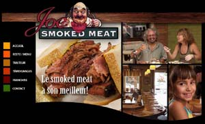 Joe Smoked Meat - Charlevoix, Baie-Saint-Paul