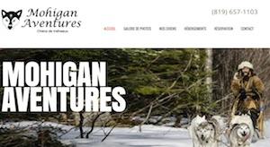Mohigan Aventures - Estrie / Canton de l'est, Val-Racine (M)