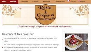 Crêpes et gourmets - Montérégie, Saint-Hyacinthe