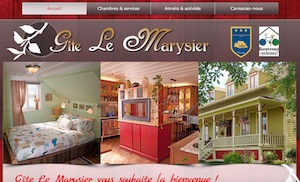 Gîte Le Marysier - Chaudière-Appalaches, Saint-Georges (Beauce)