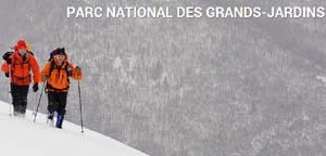 Parc des Grands-Jardins (Sépaq) - Charlevoix, Clermont