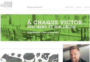 Chez Victor Burger Gourmet - Capitale-Nationale, Ville de Québec (V)
