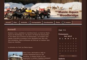 Club Les Maniaques de Woodbridge - Bas-Saint-Laurent, Saint-Pascal