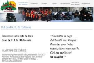 Club Quad VTT de l'Outaouais - Outaouais, Gatineau