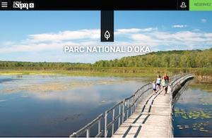 Parc national d'Oka (Sépaq) - Laurentides, Oka
