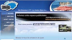 Club VTT Grand Chandler - Gaspésie, Chandler
