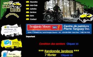 Club VTT Jaroboce - Chaudière-Appalaches, Saint-Georges (Beauce)