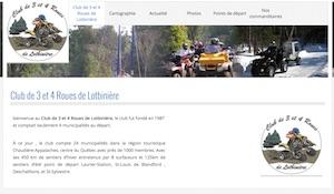 Club de 3 et 4 Roues de Lotbinière - Chaudière-Appalaches, Issoudun (Lotbinière)