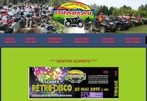 Le Paradis du Quad Ouareau Inc. - Lanaudière, Saint-Donat-de-Montcalm