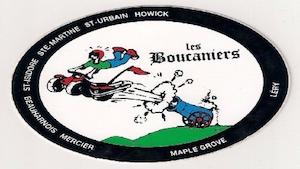 Club VTT Les Boucaniers Inc. - Montérégie, Mercier