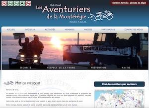 Club Quad Les Aventuriers de la Montérégie Inc. - Montérégie, Saint-Philippe