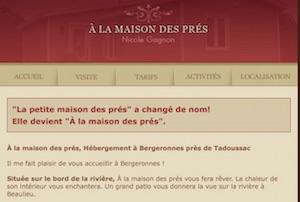 À la maison des prés - Côte-Nord / Manicouagan, Les Bergeronnes