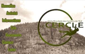 CERCLE (club d'escalade de la région des Cantons-de-l'Est - Estrie / Canton de l'est, Ville Coaticook