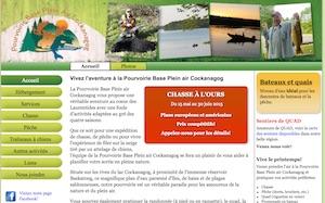 La Pourvoirie Base Plein air Cockanagog - Laurentides, Ferme-Neuve