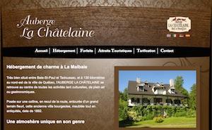 Auberge La Chatelaine - Charlevoix, La  Malbaie