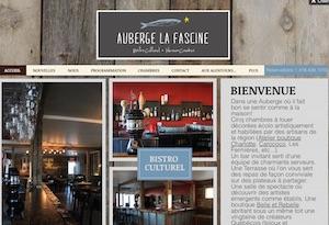Auberge la Fascine - Charlevoix, L'Isle-aux-Coudres