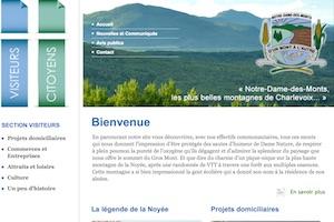 Municipalité de Notre-Dame-des-Monts - Charlevoix, Notre-Dame-des-Monts