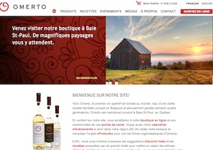 Boutique / Omerto - Charlevoix, Baie-Saint-Paul