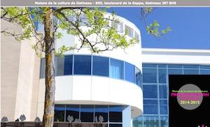 Maison de la culture de Gatineau - Outaouais, Gatineau