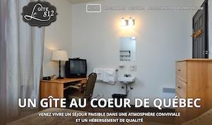 GÎTE 812 - Capitale-Nationale, Ville de Québec (V)