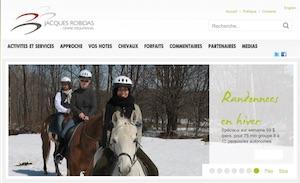 Centre d'équitation Jacques Robidas - Estrie / Canton de l'est, North Hatley