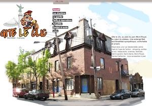 Gîte le clic - Montréal, Montréal
